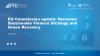 EU Commission update: Renewed Sustainable Finance Strategy and Green Recovery
