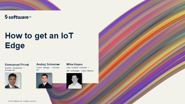 How to Get an IoT Edge