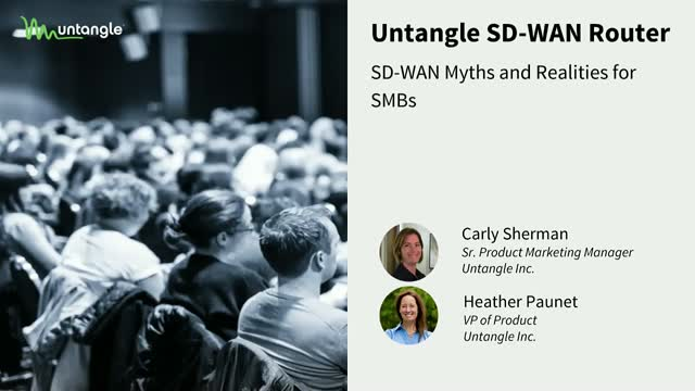 Myths and Realities of SD-WAN for SMBs