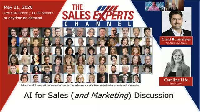 AI for Sales & Marketing Discussion