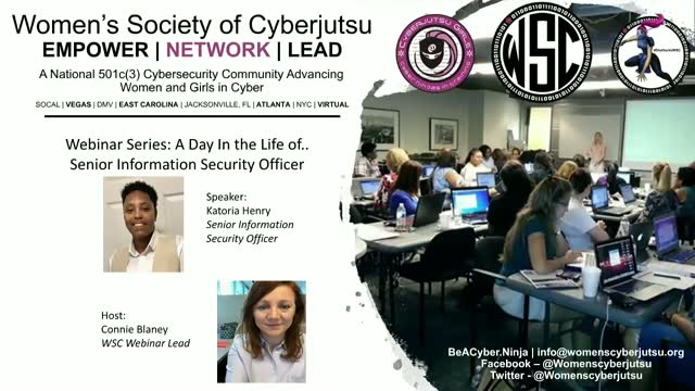 A day in the life of a Senior Information Security Officer