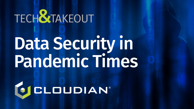 Tech&Takeout: Data Security in Pandemic Times