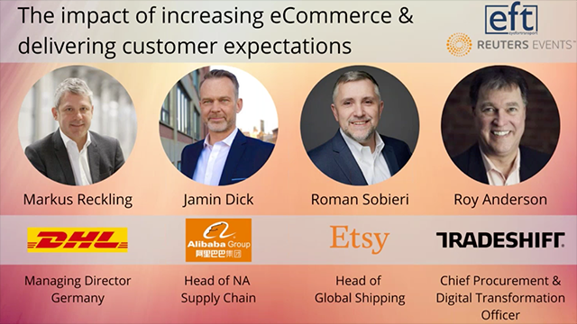 The impact of increasing eCommerce and delivering customer expectations