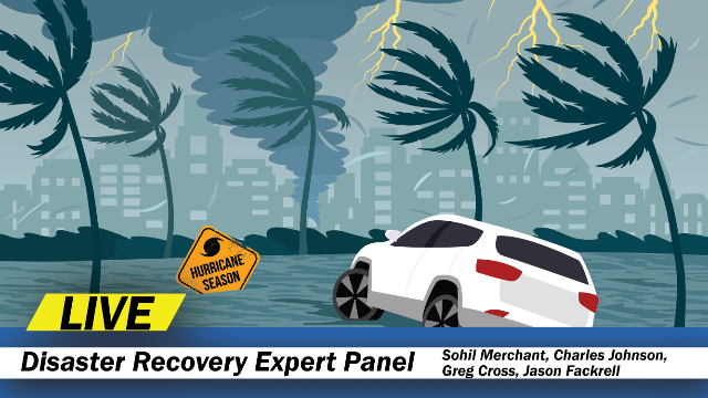 Disaster Recovery Expert Panel