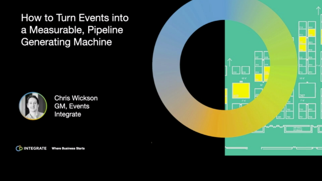 How To Turn Events Into A Measurable, Pipeline-Generating Machine