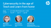 HP Education: Cybersecurity in the Age of Teach and Learn from Home