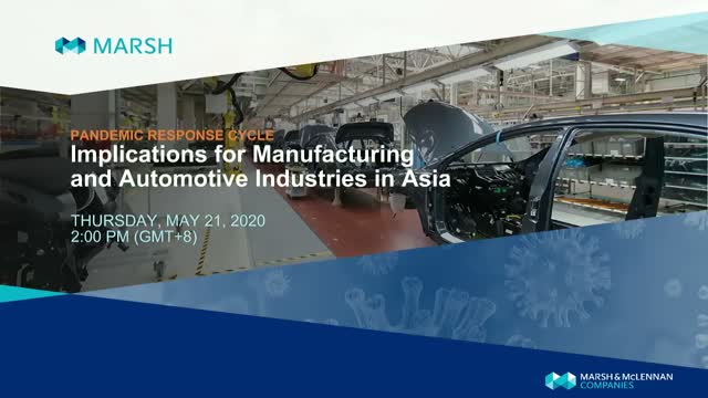 Navigating the Pandemic Cycle for the Manufacturing and Automotive Industries