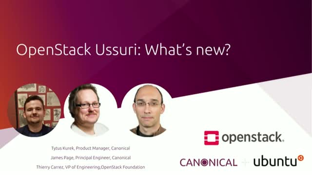 OpenStack Ussuri: What's new?