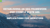 Establishing an SDG Framework for COVID19 State Aid: Implications for Investors