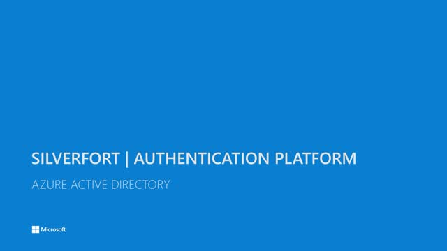 Silverfort platform Integration with Azure Active Directory