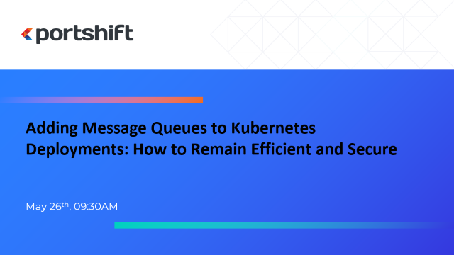 Adding Message Queues to Kubernetes Deployments