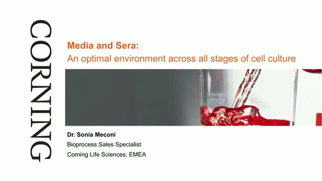 An optimal Environment Across All Stages of Cell Culture [FR. VERSION]