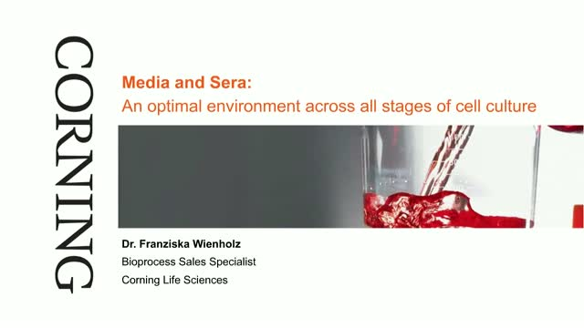 An optimal Environment Across All Stages of Cell Culture [GER. VERSION]