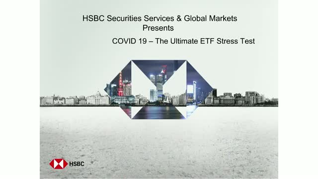 ETF Trends as a Result of COVID-19