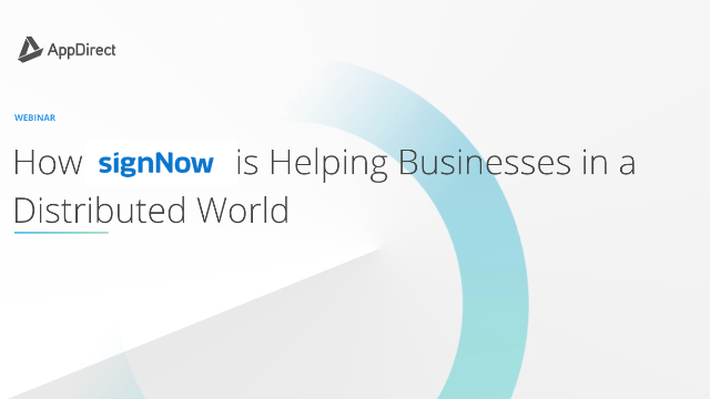 How signNow is Helping Businesses in a Distributed World