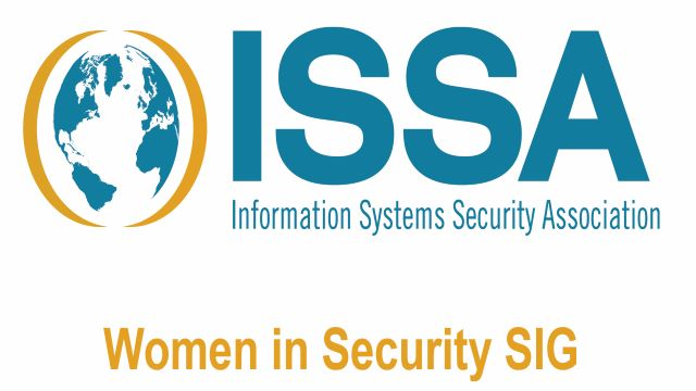 Executive Speaker Series for ISSA: Women in Security Special Interest Group