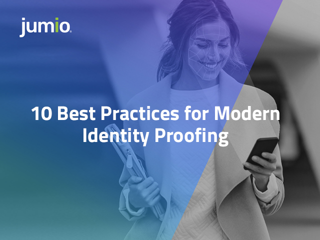 10 Best Practices for Modern Identity Proofing