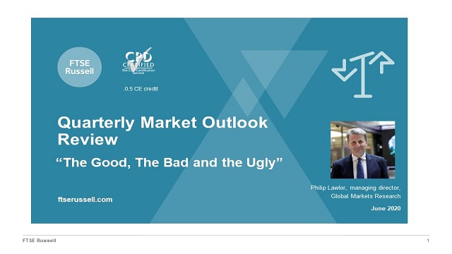 Quarterly Market Outlook Review - For investors in the Americas.
