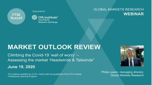 After the Covid19 'wall of worry'–what's next for markets? For investors in APAC