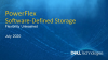 Dell EMC PowerFlex Software-defined Storage