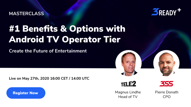 Future Of Entertainment: #1 Benefits & Options with Android TV Operator Tier