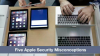 Five Apple Security Misconceptions