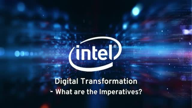 Digital Transformation – what are the imperatives?