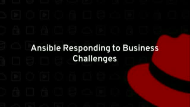 Ansible Responding to Business Challenges