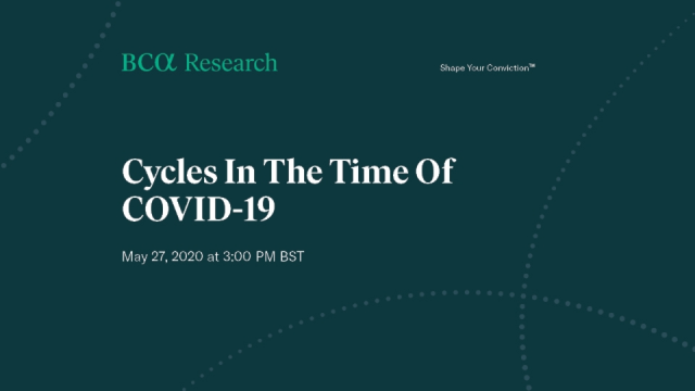 Cycles In The Time of COVID-19
