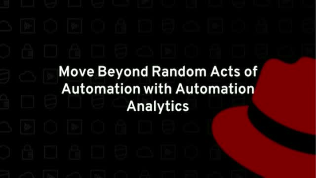 Move beyond random acts of automation with Automation Analytics