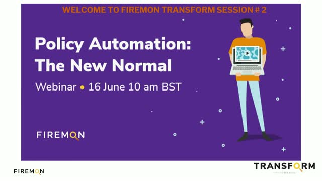 Policy Automation – The New Normal