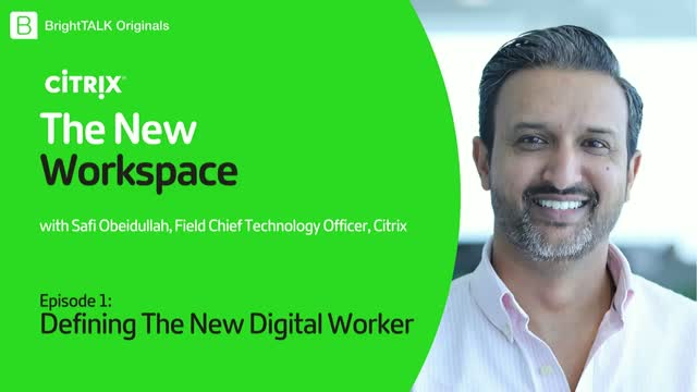 Defining The New Digital Worker