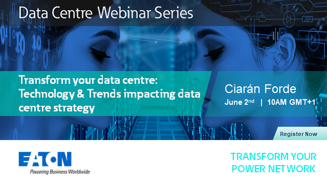 Transform your data centre: Technology & Trends impacting data centre strategy