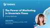 The Power of Marketing in Uncertain Times - Jody Guetter Q&A