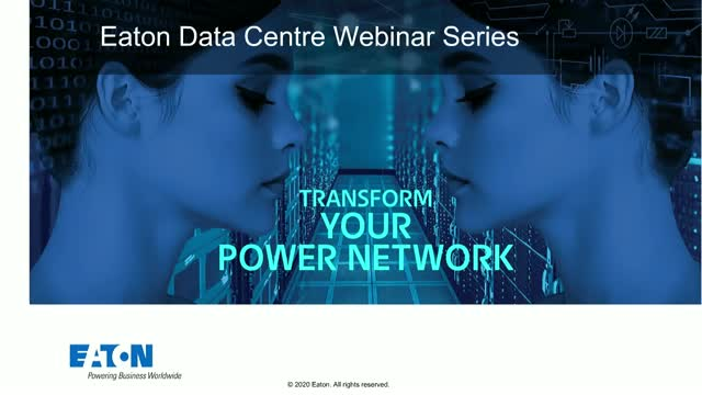 Transform your data centre: From modest to hyper-efficiency