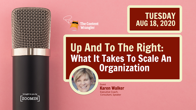 Up And To The Right: What It Takes To Scale An Organization