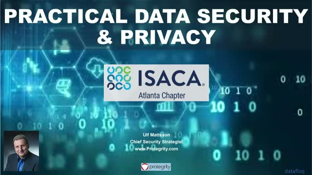 Practical Data Security and Privacy
