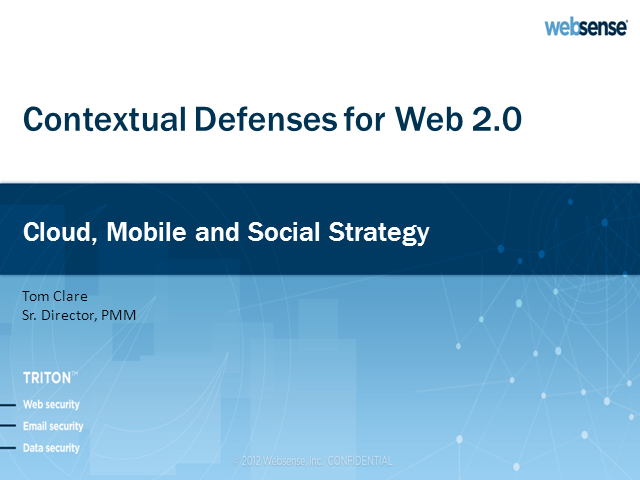 Contextual Defenses for Web 2.0
