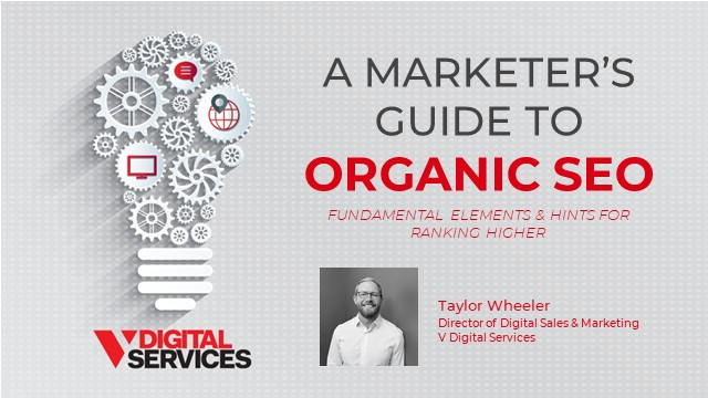 A Marketer's Guide to Organic SEO