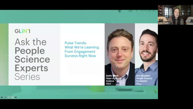 Pulse Trends: What We're Learning From Engagement Surveys Right Now