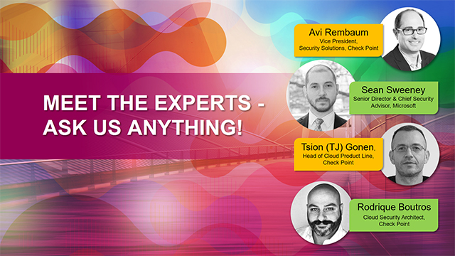 Meet the Experts – Ask Us Anything!