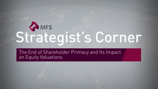 The End of Shareholder Primacy and Its Impact on Equity Valuations