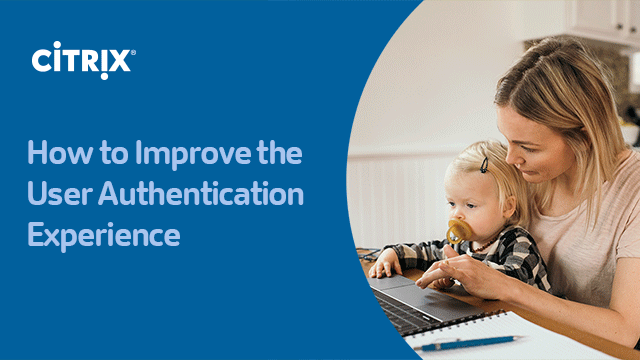 How to Improve the User Authentication Experience
