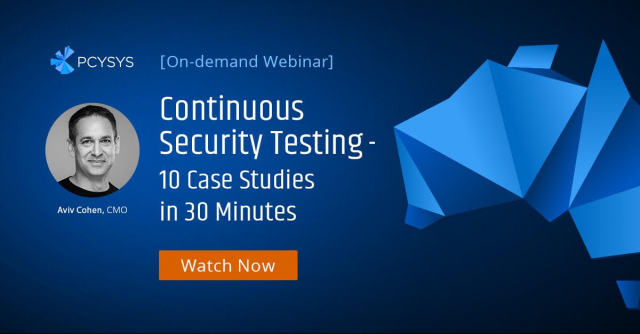 Continuous Security Validation - 10 Case Studies in 30 Minutes