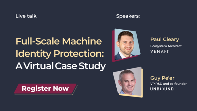 Full-Scale Machine Identity Protection: A Virtual Case Study