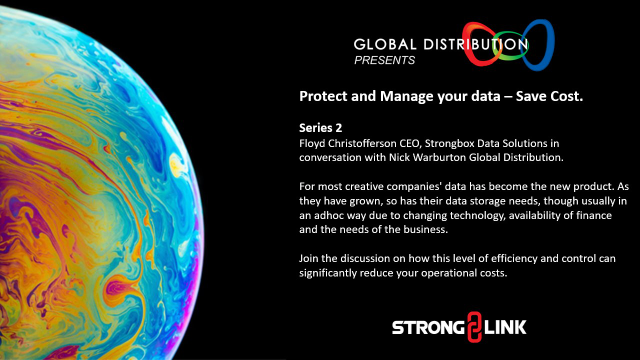 Protect and Manage your data – Save Cost. 