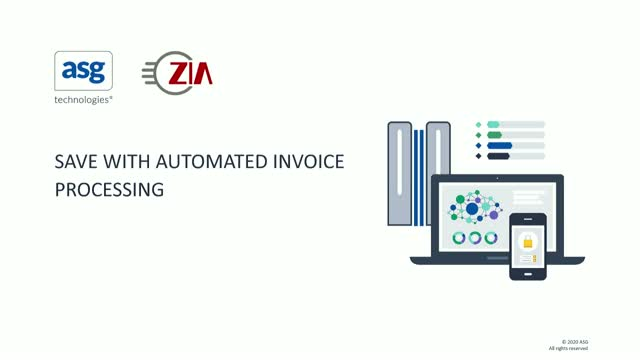 Save with Automated Invoice Processing