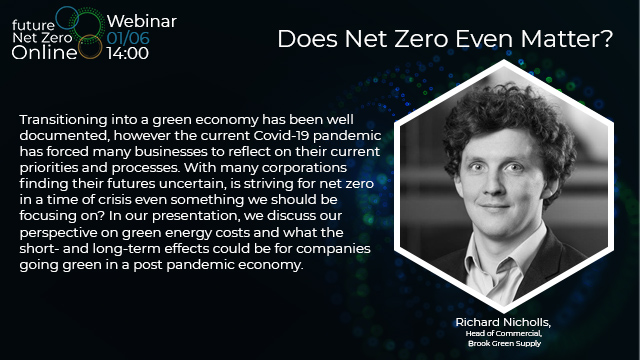 Does Net Zero Even Matter?