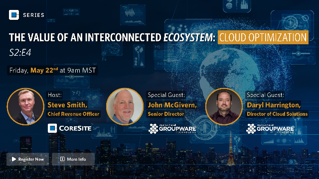 S2:E4 The Value of an Interconnected Ecosystem: Cloud Optimization
