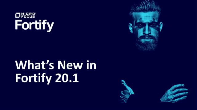 What's New in Fortify 20.1